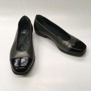 SAS Classy Dress Flats. 6.5M Comfort Shoes. (101)
